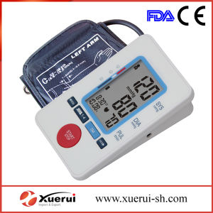 Arm Type Automatic Blood Pressure Monitor with Big LCD Display pictures & photos