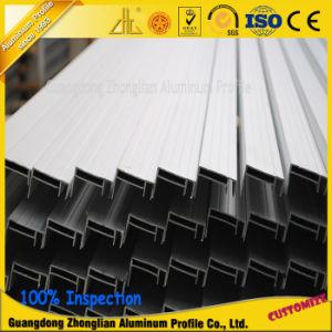Zhonglian 6063 T5 Anodized Aluminium Profile for Solar Panel pictures & photos