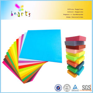 Mix Colors 220GSM Pulp Dyed Color Paper Cardboard pictures & photos