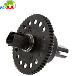 Precision Steel Central Differential Spur Gear and Pinion Gear pictures & photos