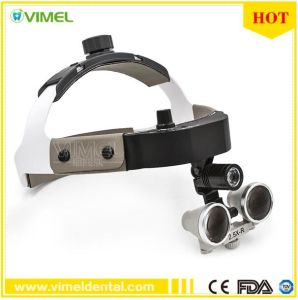 Dental Surgical Headlight LED Headlamp Black Medical Lab Equipment pictures & photos