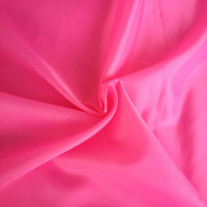 100% Polyester 170t Taffeta Fabric for Garment Lining Fabric pictures & photos