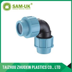 PP Compression Fitting-Female Elbow for Water Supply pictures & photos