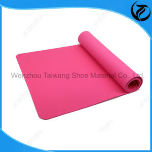 Home Gym TPE Yoga Healthy Rubber Mat pictures & photos