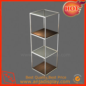 Metal/Wooden/Stainless Steel Jewelry/Watch/Cosmetic/Sunglass/Shoes/Clothes Display Stand for Stores/Shops/Shopping Center pictures & photos