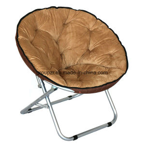 Attractive Luxuary Moon Chair Folding Chair Outdoor Leisure Chair