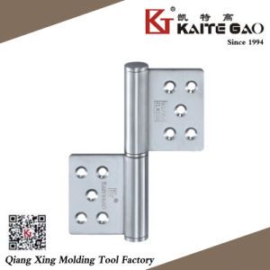 SUS304 Satin Finish Flag Hinge for Wooden Door (3054FG) pictures & photos
