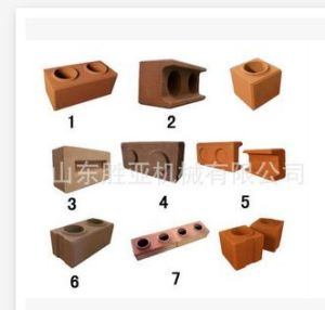 Clay Interlocking Brick Making Machine Qmr2-40 Manual Brick Shaping Machine pictures & photos