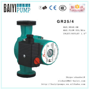 Floor Heating Circulation Pumps (RS25/6G-180) pictures & photos