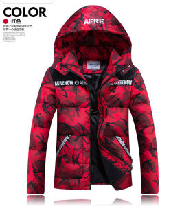 Men Down Jacket Mens Jacket Camo Down Jacket for Man pictures & photos