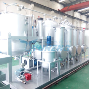 2000L Per Batch Pyrolysis Oil Deodorization Machine pictures & photos