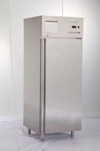 kitchen equipment commercial four door stainless steel upright freezer deep freezer - Upright Deep Freezer