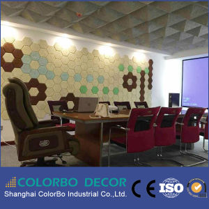 High Density Orginal Wood Wool Cement Board pictures & photos