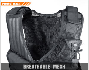 1000d Nylon Police Tactical Vest with SGS Standard Hunting Vest pictures & photos