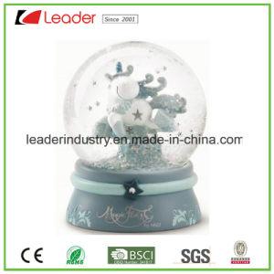 Polyresin Customized Seahorse Lady Snow Globe for Souvenir Collection, Make Your Own Design pictures & photos