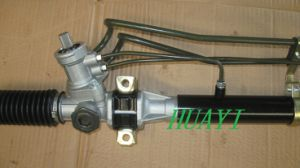 LHD Hydraulic Steering Gear for KIA Pride (KK136-32960B) pictures & photos