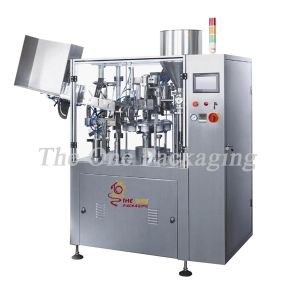 Plastic Tube Filling and Sealing Machine, Plastic Tube Filler pictures & photos