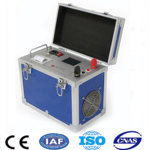 Newly Automatic Loop Resistance Tester Contact Resistance Meter pictures & photos