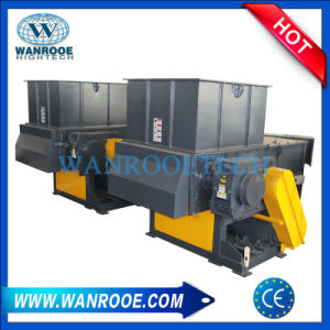Plastic Car Parts Shredder with Low Noise pictures & photos