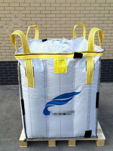 PP Woven Bulk Bag for Packing Pet Chips pictures & photos