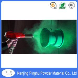 Luminous Green Powder Coating Luminous Paint with Good Decorative Property pictures & photos