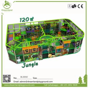 Updated Attractive Good Quality Indoor Playground Equipment for Children pictures & photos