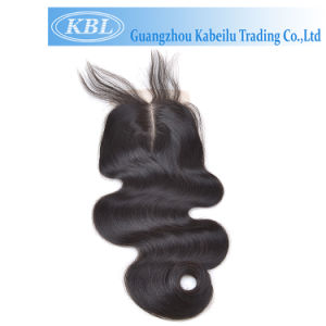 Soft Virgin Hand Made Hair 13X4 Closure for Women pictures & photos