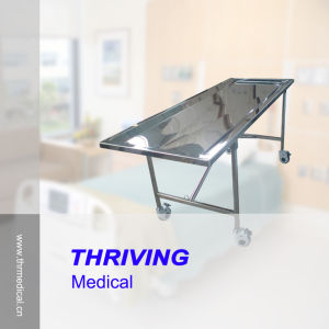 Foldable Embalming Table (THR-104) pictures & photos