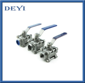 Stainless Steel Hygienic Aspetic Ball Valve pictures & photos