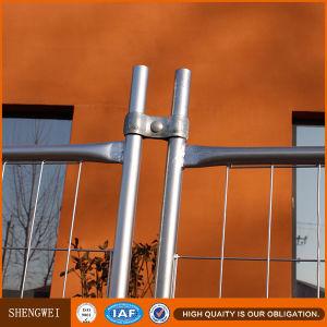 Australia Standard Galvanizing Temporary Fencing pictures & photos