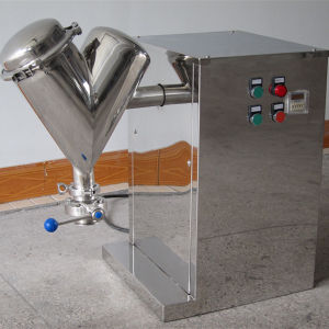 V Type Mixer for Lab Use pictures & photos