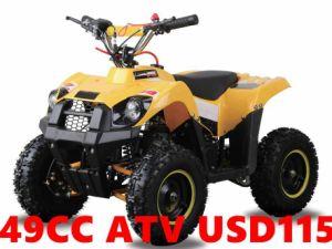 Upbeat 49cc Quad Bike ATV for Kids 49cc ATV Mini ATV Mini Quad 49cc Quad pictures & photos