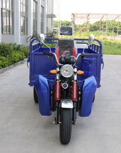 150cc EEC Cargo Tricycle with Long Box pictures & photos