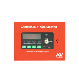 Asenware Aw-D116 GSM Alarm System Addressable Control Panel pictures & photos