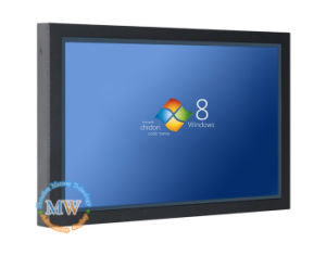 15 Inch System Linux Windows Wall Mount Touch Screen All-in-One Computer (MW-151CB) pictures & photos