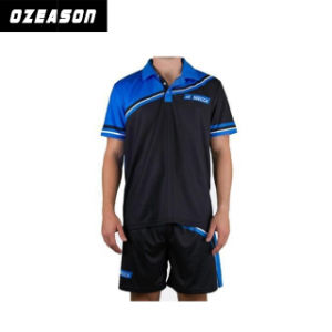 Plain Sublimation Polyester Cricket Jersey Sport T-Shirts Cricket Jersey Mens Cool Sublimation Cricket Jersey pictures & photos
