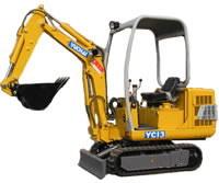 YC13 Mini Excavator