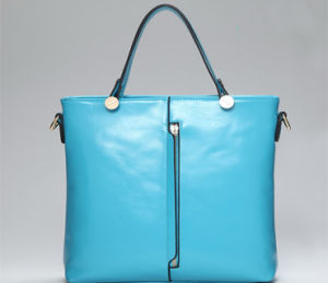 Wholesale PU Leather Hobo Bag (H80432) pictures & photos