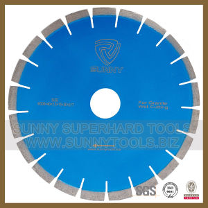 Gorgeous Diamond Cutting Wet Blade for Granite, for Wet Cutting Granite (SY-BD-001) pictures & photos