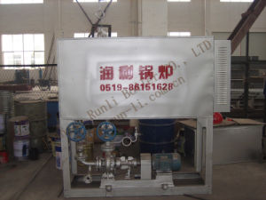 1t/H Electric Heating Thermal Oil Boiler (YDW) pictures & photos