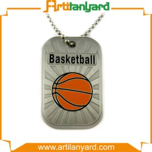 Custom Metal Dog Tag with Soft Enamel pictures & photos
