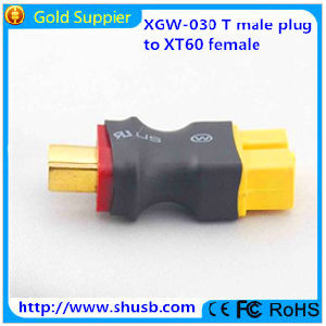 Gold Plated Xt60 Plug for RC Model Lipo Battery Charge