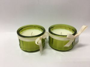 2017popular Air Fresh Home Decoration Scented Candle with Glass Jar pictures & photos