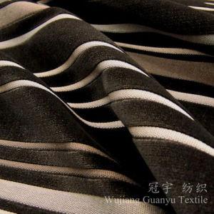 Flocking Velvet 100% Polyester Super Soft Sofa Fabrics pictures & photos