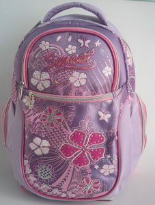 Cute Pattern School Backpack Bags for Student pictures & photos