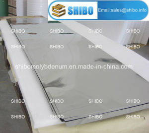 High Quality Cold Rolled Molybdenum Sheets pictures & photos