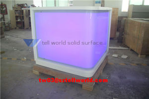 Hotel Mini LED Bar Counter pictures & photos