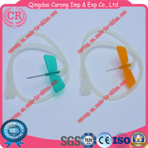 Disposable Sterile Luer Slip Medical Needle Scalp Vein Set pictures & photos