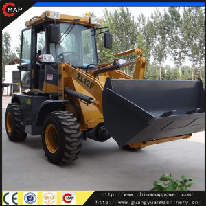 Chinese Good Quality 4WD 1.2 Ton Mini Loaders pictures & photos