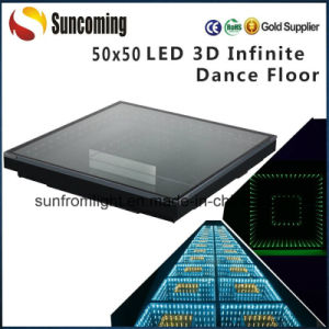 High Quality 3D LED Cheap Dance Floor for Disco pictures & photos